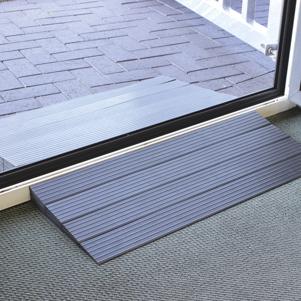 Stairlift rubber curbs