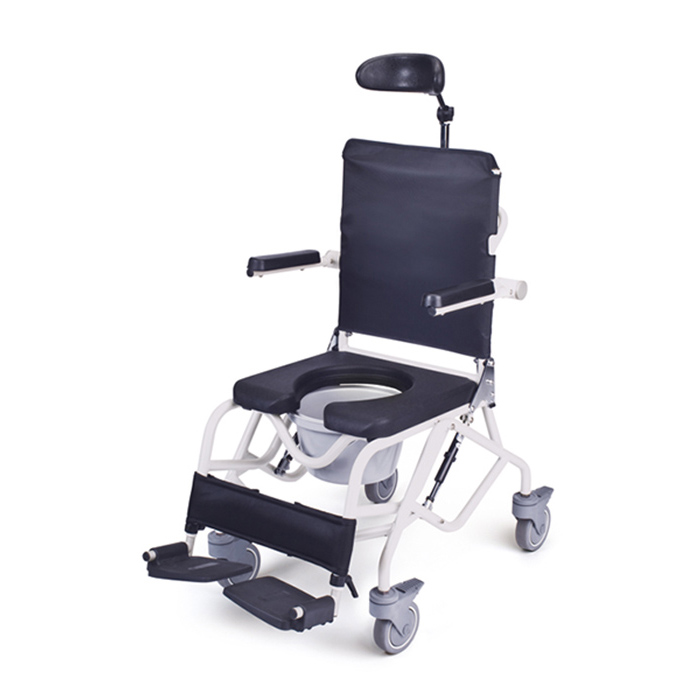 shower chair recliner.